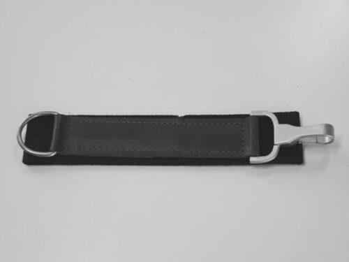 Verlengband-M910-zwart VAN-SYB verlengband voor leren holster of schort