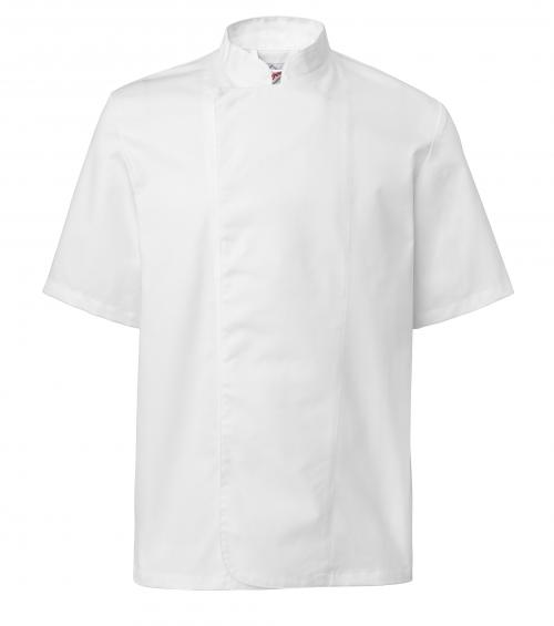 Koksbuis Heren Wit & Zwart | Horecakleding | Werkkleding Keuken