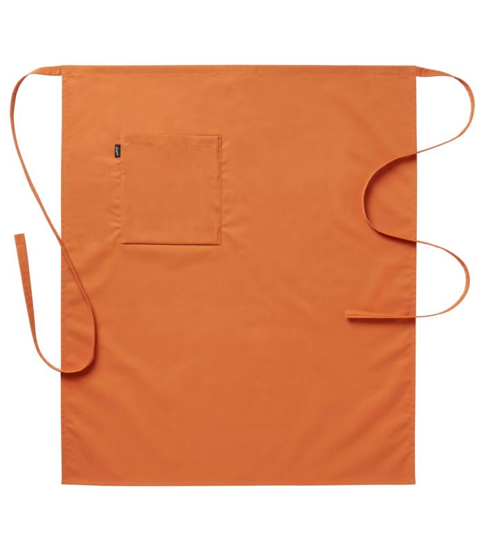 oranje sloof 75 x 85 cm