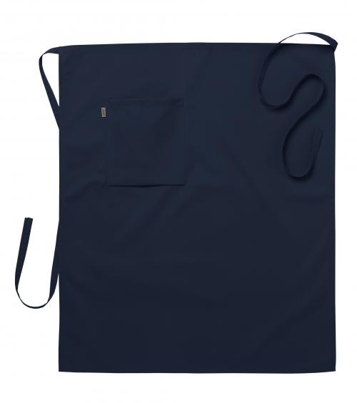 marine blauwe sloof