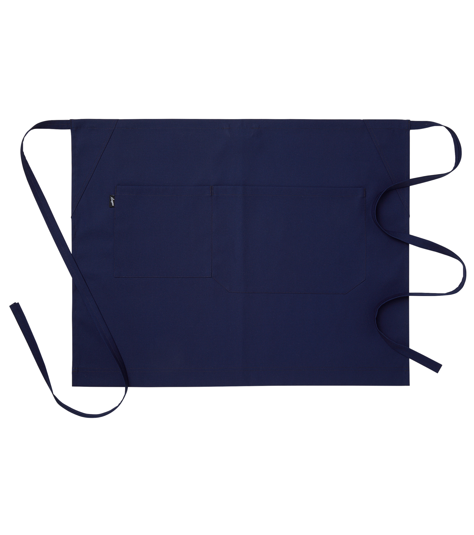 sloof in marine blauw