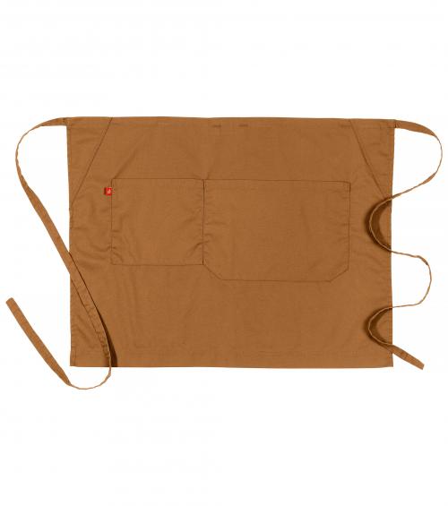 Sloof met zakken, in noga ca. 75 x 56 cm