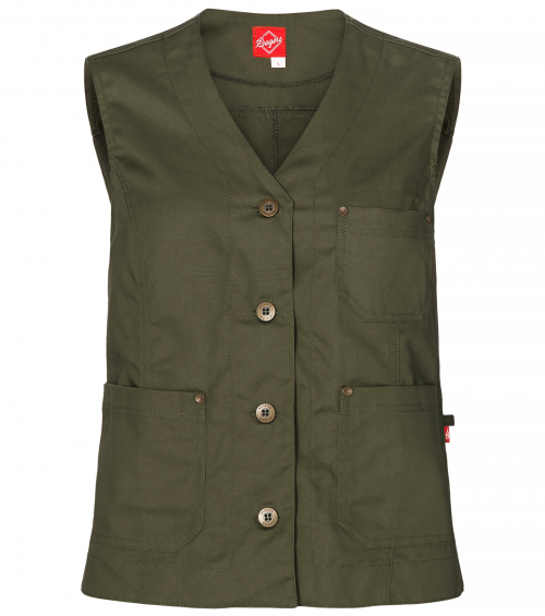 Gilet of overjas dames