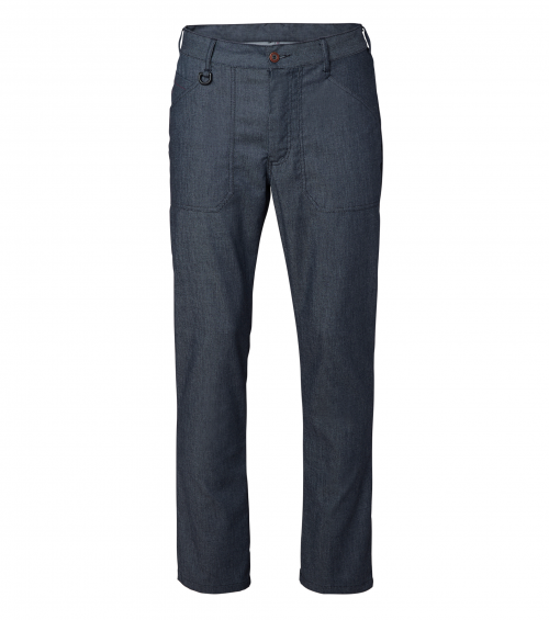 Koksbroek stretch heren in denim look