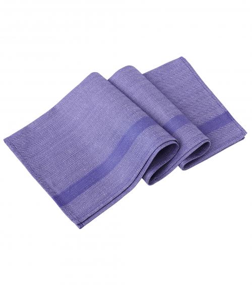 Segers chef handdoek blauw